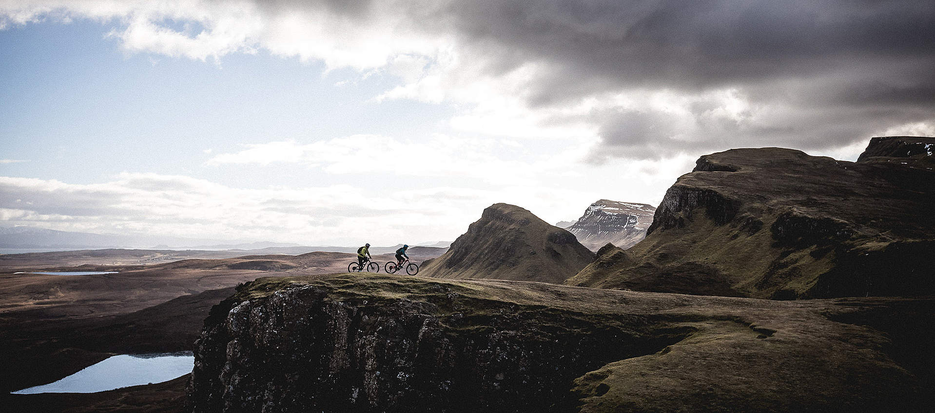 ENDURO MOUNTAINBIKEN IN SCHOTTLAND