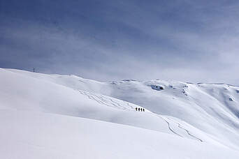 SKITOUR VILLGRATENTAL